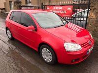 2008 VW GOLF 2.0 S SDI, 1 YEAR MOT, SERVICE HISTORY, WARRANTY