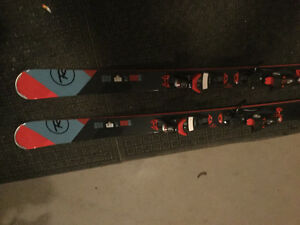 Rossignol experience 88 with look connect binding 172cm