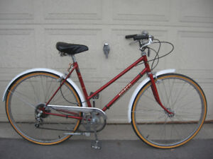 Candy Apple Red 5 Speed Norco Roadster