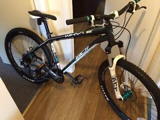 Whyte 801 immaculate condition
