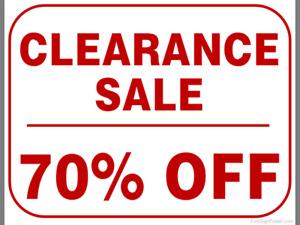 G&G Handcraft Retirement Sale (BUSINESS IS STILL OPEN!)