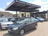 2008 08 VOLKSWAGEN POLO 1.2 MATCH 5DR