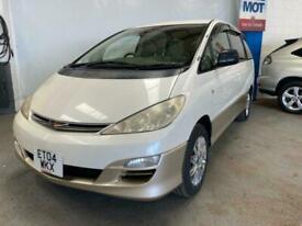 2010 Toyota Previa 2.4 VVTi T3 7 seats 5dr Auto MPV Petrol Automatic