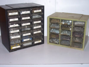 1000's of Nails/Screws/Bolts/Hardware/Fasteners etc. etc.