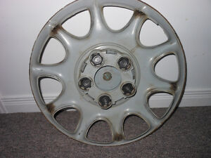 Hubcap Enjoliveur Wheel cover Buick 15 inch 9592348 Gatineau Ottawa / Gatineau Area image 3