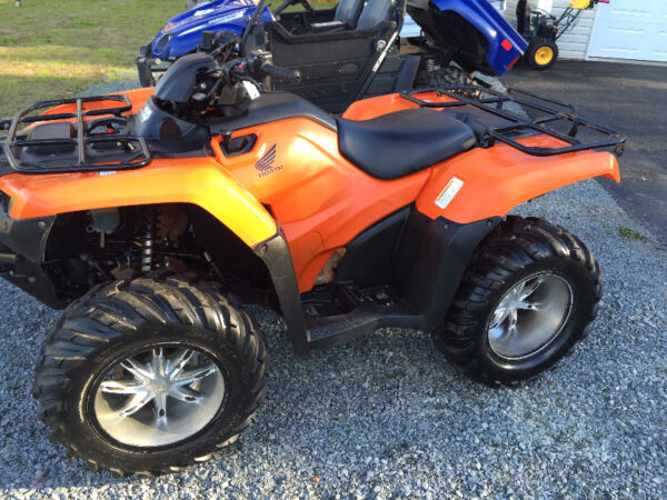 Used 2014 Honda FOURTRAX
