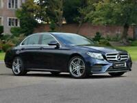 2017 Mercedes-Benz E CLASS DIESEL SALOON E350d AMG Line 4dr 9G-Tronic Auto Saloo