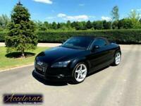 2010 Audi TT 1.8T FSI 2dr [2011] CONVERTIBLE Petrol Manual