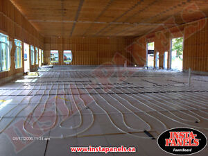 Why heat the concrete when all you need to do is insulate? Kitchener / Waterloo Kitchener Area image 8