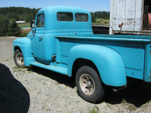 1953 project Truck