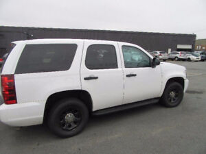 2012 Chevrolet Tahoe Police Vehicle SUV, Crossover