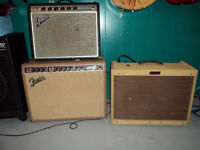 Fender USA Made Blues Deluxe amp!!!  rare!