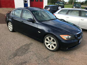 2006 BMW 330I NICE POWERFULL BMW DRIVE IN CLASS FOR ONLY 5500