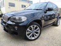 BMW X5 4.8i auto M Sport+F/BMW/H+7K EXTRAS+PAN ROOF+REVERSE CAM+