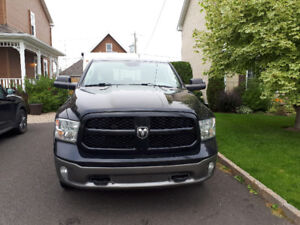2013 Dodge Power Ram 1500