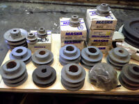 Pulleys Lot of More than 30