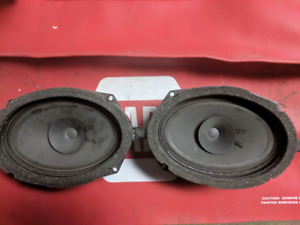 Infinity  speakers off of 2003 Mitsubishi Eclipse GTS