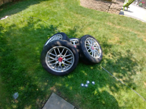 17 inch aftermarket rims