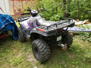 2004 Polaris Sportsman 700 For Sale or trade for motorcycle