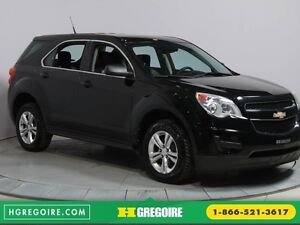 2012 Chevrolet Equinox LS AWD A/C GR ELECT MAGS BLUETOOTH