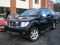 2008 08-Reg Nissan Navara 2.5dCi auto Long Way Down Expedition,BIG SPEC,MUST SEE