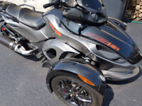 Can am Spyder Rs-s 2011 à vendre