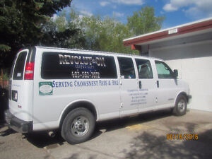 Carpet  Upholstery Furnace Cleaning Business for sale
