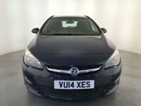 2014 VAUXHALL ASTRA TECH LINE CDTI DIESEL 1 OWNER SERVICE HISTORY FINANCE PX