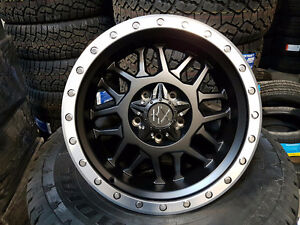 "NEW! 18"" black or grey!! - F150 1500 CHEVY FORD DODGE JEEP"