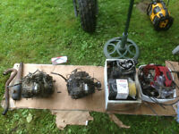 1983 honda 200x motors for sale!