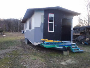 Portable mini home,,must be dismanteled