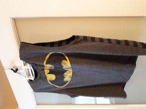 Batman tank top Uni-sex deep shoulder area