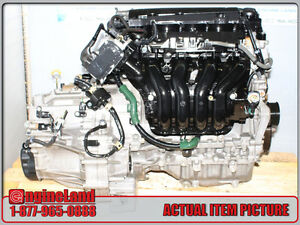HONDA CIVIC R18A 1.8L VTEC ENGINE AND AUTOMATIC TRANSMISSION