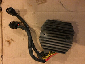 Triumph Daytona Tiger T660 Speed Four Triple rectifier rectifier