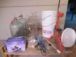 Home brew kit and more!!
