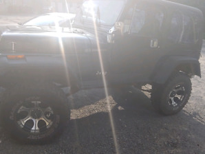 Jeep yj 1994 V8 318 . Chrysler
