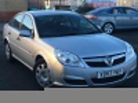 2007 (57) Vauxhall Vectra 1.9CDTi Life 120Bhp