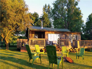 Very Private Cottage - Kawarthas, Rice Lake, Waterfront