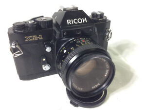 Ricoh XR-1 35 mm SLR Film Camera