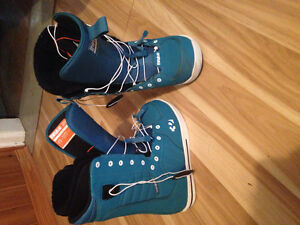 Barely used 32 boots