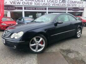 image for 2003 Mercedes-Benz CLK 320 Elegance 2dr Tip Auto Coupe Petrol Automatic