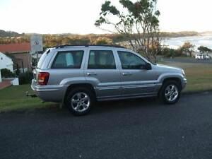 2005 Jeep Grand Cherokee Wagon- Overland Model -WG Nana Glen Coffs Harbour Area Preview