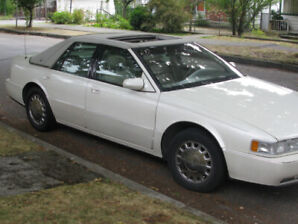 Collectible Cadillac Seville STS