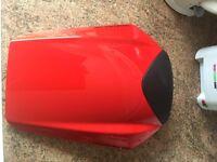 Honda seat cowl