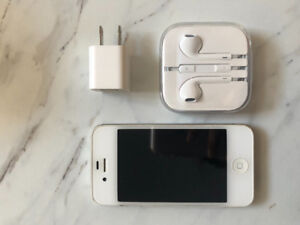 iPhone 4s with 16 GB - locked to Rogers