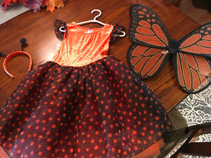 Gymboree Halloween or play monarch butterfly costume