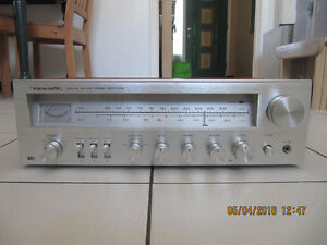 VintageRareCollectible Realistic STA-64 AM/FM Receiver Cir 1979
