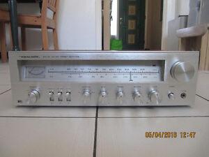 VintageRareCollectible Realistic STA-64 AM/FM Receiver Cir 1979