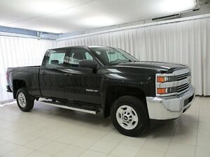 2016 Chevrolet Silverado 2500HD IT'S A MUST SEE!!! CREW CAB 4WD