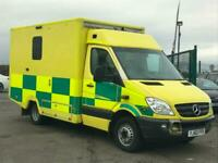 Used Ambulance for Sale | Vans for Sale | Gumtree